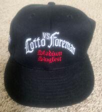 Miguel Cotto vs Yuri Foreman Stadium Slugfest Boxing Match Baseball Hat Cap
