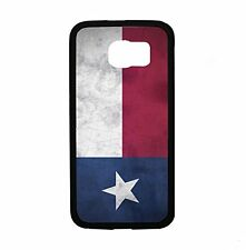 Texas Grunge Flag For Samsung Galaxy S6 i9700 Case Cover
