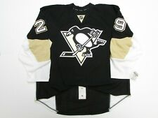 MARC ANDRE FLEURY PITTSBURGH PENGUINS AUTHENTIC HOME REEBOK EDGE 2.0 JERSEY