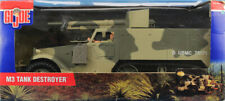 GI Joe 1:6 M3 Tank Destroyer #81667 D USMC #75171 Missing 1-Shell Car #81667U