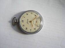 molnija vintage russian mechanical soviet pocket watch 3602