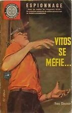 Vitos se méfie - Yves Sinclair - Livre - QAR09 - 1556588