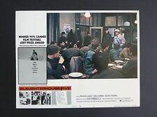Vintage 1972 SLAUGHTERHOUSE FIVE Original Movie LOBBY CARD POSTER Perrine CANNES