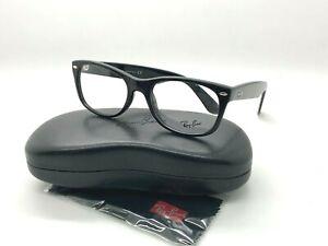 Ray Ban RB 5184 2000 BLACK  Eyeglasses 52-18-145MM/CASE