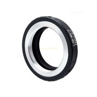 L39 M39 Lens to Micro M 4/3 M43 Adapter Ring for Leica L39-M4/3 E-PM2 EM5 G5 #E