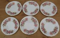 Colclough  Wayside  Plates 6.25 Inch set of 6         £14.99 (Post Free UK)