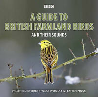 A GUIDE TO BRITISH FARMLAND BIRDS & THEIR SOUNDS -  NEW/UNSEALED BBC RADIO 4 CD