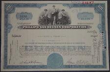 USA: Phillips van Heusen Corporation 1969 19 shares
