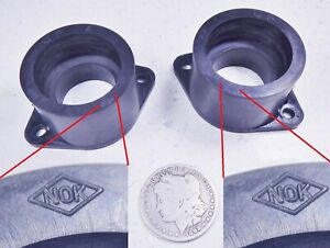 74-75-77 KZ400 Z400 KZ Z 400 Intake Manifold Tube Boot Joint Insulator 0019-100