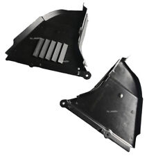 Pair Left and Right Engine Splash Shield Set For BMW 530i 2004-2007