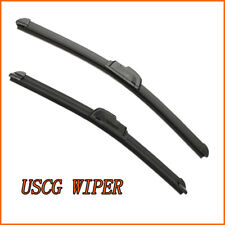 "Windshield Wiper Blades For Toyota Camry 1992-2001 21"" + 19"" OEM Quality USCG"