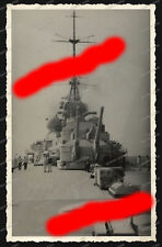 Foto-AK-Schwerer Kreuzer Prinz Eugen-Kriegsmarine-Admiral-Hipper-Klasse-1