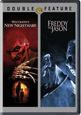 New Nightmare / Freddy Vs. Jason [New Dvd] 2 Pack, Eco Amaray Case