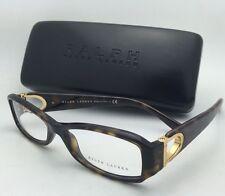 df92b481ce New RALPH LAUREN Eyeglasses RL 6070 5003 52-15 135 Tortoise Havana   Gold  Frames