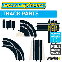 New! Scalextric Track Parts & Spares - Full Range of Pieces To Choose From!