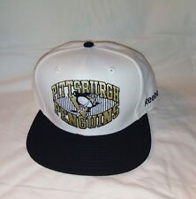 Pittsburgh Penguins NHL snapback hat flat bill cap