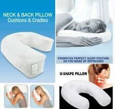 Health Care Pillow Side Sleeper Neck & Back High Spine Protection Cotton Pillow
