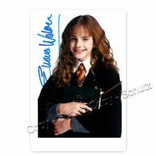 Emma Watson | Actress - Hermine aus Harry Potter - Autogrammfotokarte [AK01]