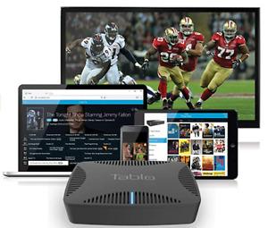 Tablo QUAD HDMI Over-the-Air DVR