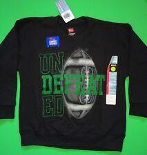 "NEW! Football ""UnDefeated"" Boys Sweater Sweat Shirt 4/5 XS x-small School Gift!"