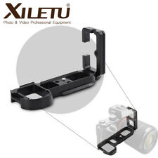 Quick Release L Bracket Plate Mount Vertical Holder For Sony A7/A7R/A7S