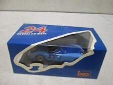 IXO Models 1937 Bugatti Type 57G Winner Le Mans 1/43