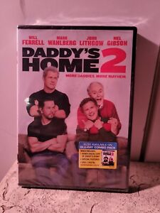 Daddy's Home 2 [New DVD] Ac-3/Dolby Digital, Amaray Case, Dolby, Dubbed, Subti