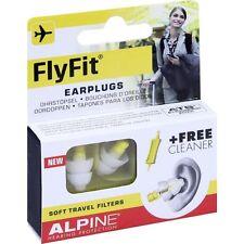 Alpine FlyFit Bouchons d'oreilles 2 ST pzn 10992534