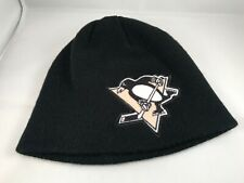 Pittsburgh Penguins New Era Knit Beanie Hat Cap Black