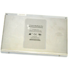 Batterie 6000mAh pour Apple Macbook Pro 17 MA092