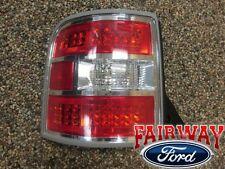 2009 2010 2011 Flex Limited OEM Genuine Ford LEFT - DRIVER Tail Lamp Light LED