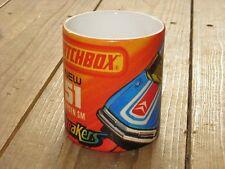 Matchbox Streakers 51 Citroen SM Box Art MUG