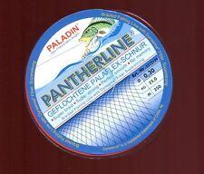 Angelschnur Angelleine  Pantherline geflochtene Palaflex Ø 0,30 25 kg  250m grün