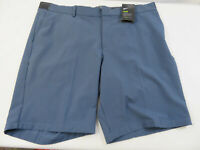 Nike Men's Size 38 Golf Flex Thunder Blue Slim Fit Shorts DRI-FIT 891932-471