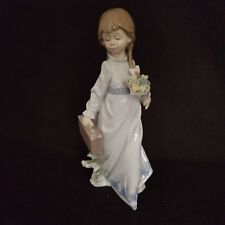 "Lladro ""School Days"" #7604 Figure Mint in Original Box  - Collector's Society"
