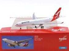 Herpa 1:500 - 527316: Qantas Airbus A330-200 - NEU + OVP