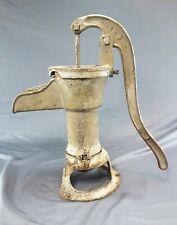 Antique Cast Iron Water Well Cistern Kitchen Hand Pump