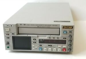 Sony DSR-45 Video Recorder Mini DV DVCAM Player FIREWIRE PORT 1394