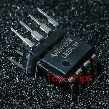 1 x LM2903P Dual General Purpose Differential Comparator TI DIP-8 1pcs