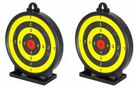 "2 Pack Airsoft Targets 6"" Sticky Targets! Perfect for Indoor target practice!"