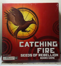 The Hunger Games: Catching Fire Seeds of Rebellion Board Game WiZK!DS New Sealed