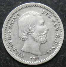 Netherlands - 5 Cents 1850 with dot after date