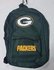 Green Bay Packers BackPack Back Pack Book Bag NEW Work School Gym Sports Logo