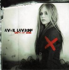 CD audio.../...AVRIL LAVIGNE.../...UNDER MY SKIN.....