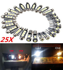 White Car Lamp LED Interior COB Light Kit for Mercedes Benz W211 E Class 2003-09