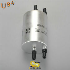 For AUDI A4 S4 2002-05 1.8T NEW 1 PC Fuel Filter With Pressure Regulator 4 Bar