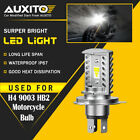 AUXITO H4 9003 HB2 LED Bulb Hi/Lo Beam White Motorcycle Headlight High Power EOA