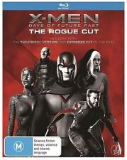 X-Men - Days Of Future Past (Blu-ray, 2015, 2-Disc Set)