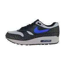 Nike Air Max 1 schwarz/blau BQ6521-001
