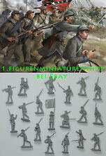 1:72 FIGURINES 148 De Pickett Lot 1 Gettisburg - STRELETS NEUF